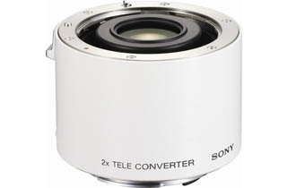 Image of Sony SAL Tele-converter Lens 2.0x (SAL20TC)