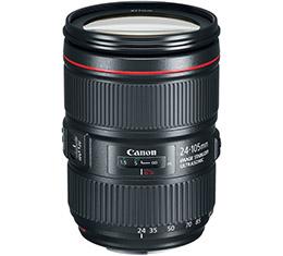 Image of Canon EF 24-105mm F4L IS II USM Lens