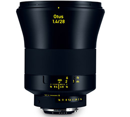 Image of Zeiss Otus 28mm F1.4 ZE (for Canon EF)