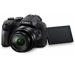 Image of Panasonic Lumix DMC-FZ300 Digital Camera + Bonus