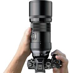 Image of Olympus M. Zuiko Digital ED 300mm F4 IS PRO