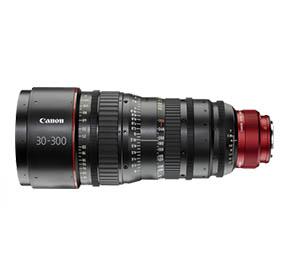 Image of Canon CN-E 30-300mm T2.95-3.7 L SP (PL Mount)