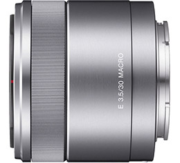 Image of Sony 30mm F3.5 Macro Lens for (E mount) (SEL30M35)