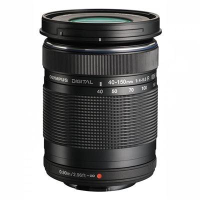 Image of Olympus M.Zuiko ED 40-150mm f/4.0-5.6 R Lens Black (Micro Four Thirds Mount)