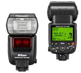 Image of Nikon SB-5000 AF Speedlight