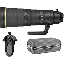 Image of Nikkor AF-S 500mm f/4E FL ED VR Lens