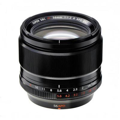 Image of Fujifilm Fujinon XF 56mm F1.2 R APD lens + Bonus Item