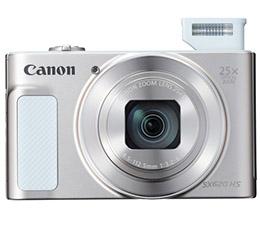 Image of Canon PowerShot SX620 HS Digital Camera (Silver)