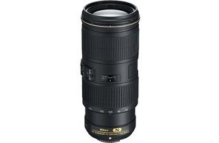 Image of Nikkor AF-S 70-200mm f/4G ED VR + BONUS