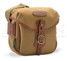 Image of Billingham Hadley Digital (Khaki canvas, tan leather, brass fittings)