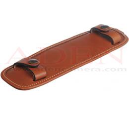 Image of Billingham Shoulder Pad SP40 (Tan leather)