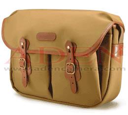 Image of Billingham Hadley Large (Khaki canvas, Tan leather, Brass fittings)
