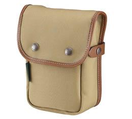 Compare Prices Of  Billingham Delta Pocket (Khaki FibreNyte, Tan Leather)