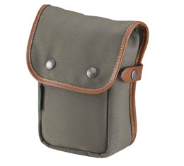 Image of Billingham Delta Pocket (Sage FibreNyte, Tan Leather)