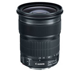 Image of Canon EF 24-105mm f3.5-5.6 IS STM