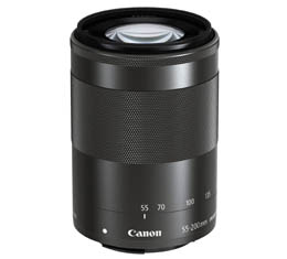 Compare Prices Of  Canon EF-M 55-200mm F4.5-6.3 IS STM