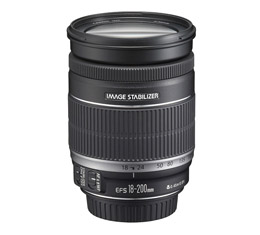 Image of Canon EF-S 18-200mm f3.5-5.6 IS Lens