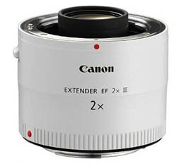 Compare Prices Of  Canon EF Extender 2x III