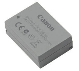 Image of Canon NB-10L Lithium Ion Battery