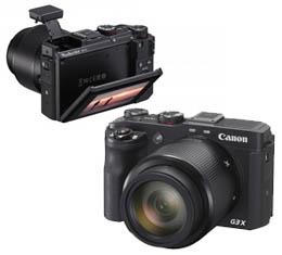 Image of Canon Powershot G3 X