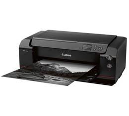 "Image of Canon ImagePROGRAF Pro-1000 17"" Wide InkJet Printer"