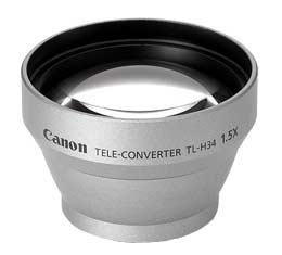 Image of Canon TL-H34 Telephoto Converter