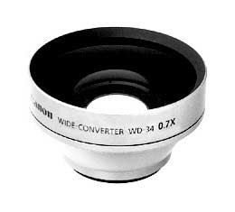 Image of Canon WD-34 Wide Converter (Optura 200MC)