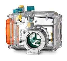 Image of Canon WP-DC60 Underwater Housing (A510/A520)