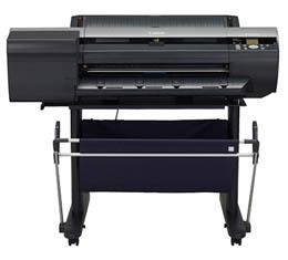 "Image of Canon ImagePROGRAF iPF6450 Graphic Arts 24"" Wide InkJet Printer"