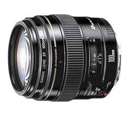 Image of Canon EF 100mm f/2.0 USM