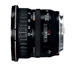 Image of Canon EF 20-35mm f3.5-4.5 USM
