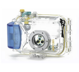 Image of Canon WP-DC10 Waterproof Housing (SD100)