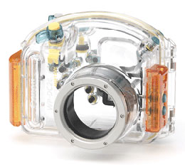 Image of Canon WP-DC20 Underwater Housing (S1 IS)