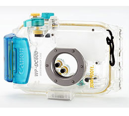 Compare Prices Of  Canon WP-DC600 Underwater Housing (S230)