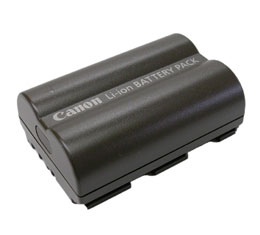 Image of Canon BP-511A Li-Ion Battery