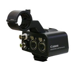 Image of Canon MA-300 Microphone Adapter