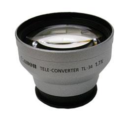 Image of Canon TL-34 Tele-Converter (Optura 200MC)