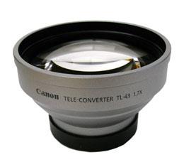 Image of Canon TL-43 Tele-Converter (Optura 100MC)