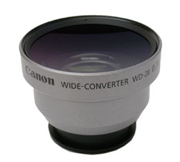 Image of Canon WD-28 Wide Converter
