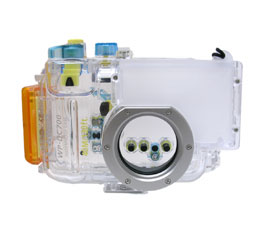 Image of Canon WP-DC700 Underwater Housing (A60/A70)
