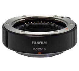 Compare Prices Of  Fujifilm Macro Extension Tube MCEX-16