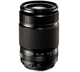 Image of Fujifilm Fujinon XF 55-200mm F3.5-4.8 R LM OIS Lens + Bonus Item