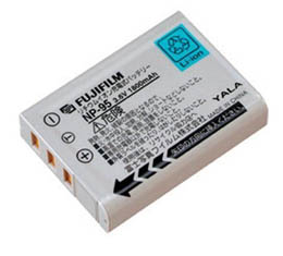 Image of Fujifilm NP-95 Lithium Ion Rechargeable Battery (for X100)