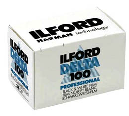 Compare Prices Of  Ilford Delta 100 Black & White Print Film - 135-36exp