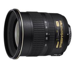 Image of Nikkor AF-S DX 12-24mm F4 G IF-ED + Bonus