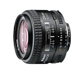 Image of Nikkor AF 24mm f2.8D