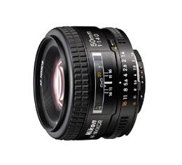 Image of Nikkor AF 50mm f1.4D
