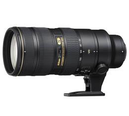 Image of Nikkor AF-S 70-200mm f/2.8G IF-ED VR II