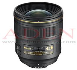 Image of Nikkor AF-S 24mm F1.4G ED with BONUS