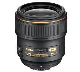Image of Nikkor AF-S 35mm F1.4G